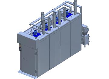 Термокамера KWP- 600